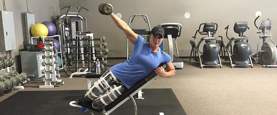 5 Unique Moves For Rounder Shoulders