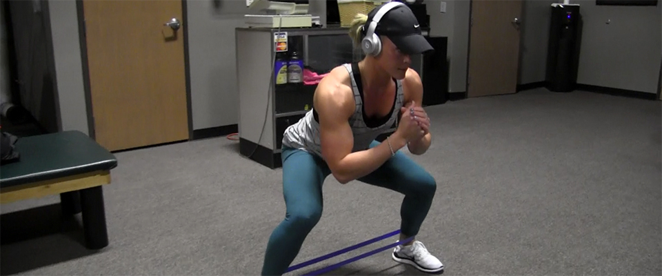 Real Workout: Glutes/Hamstrings January 2016