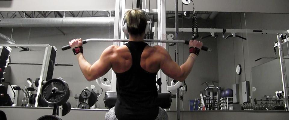 Giant Set Back Workout