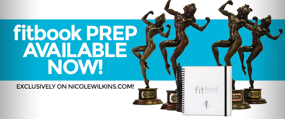 fitbook PREP Now Available!
