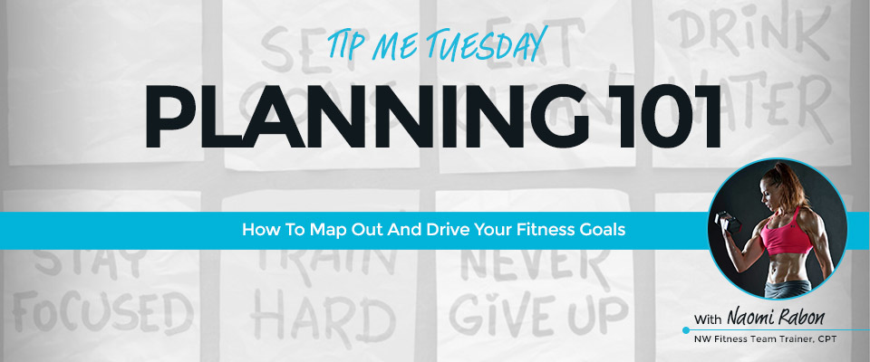 Tip Me Tuesday: Planning 101