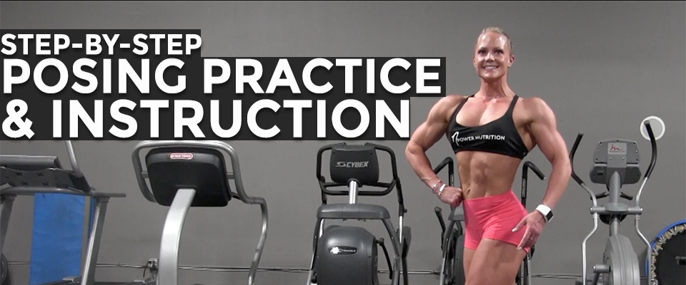 2017 Olympia Prep: Posing Practice & Instruction