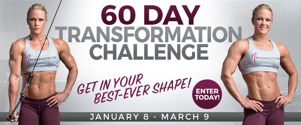 60 Day Transformation Challenge Signup