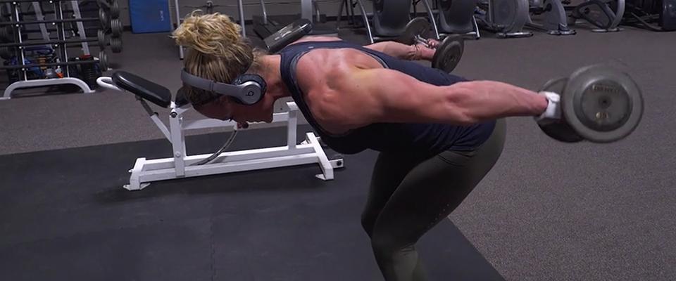 Training Journal: Back/Shoulders/Arms