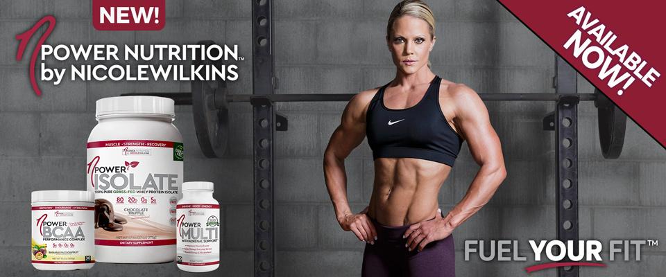nPower Nutrition Pre-Order Week Sale!