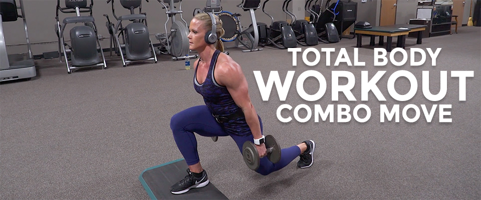 Real Workout: Total Body Combo Move Workout