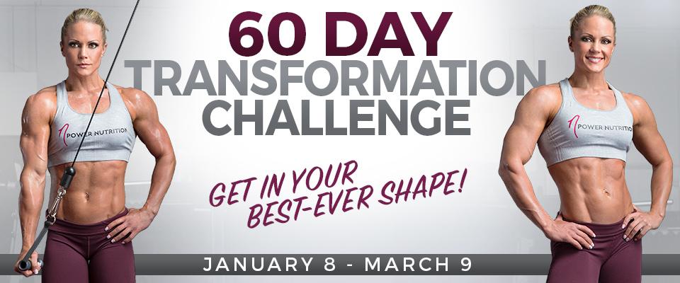 60 Day Transformation Challenge
