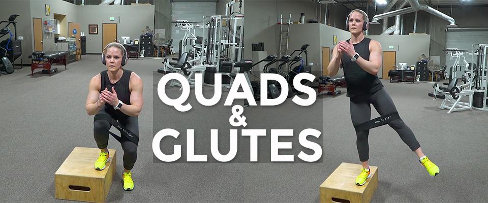 Training Journal: Quads & Glutes