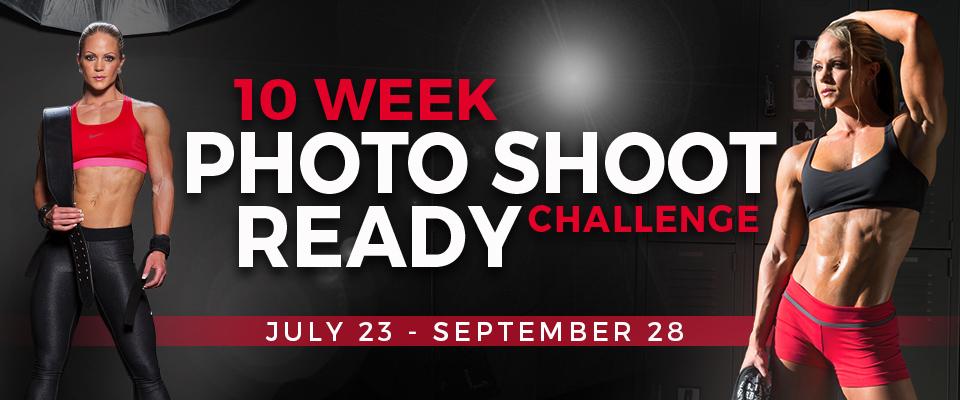 10 Week Photo Shoot Ready Challenge!