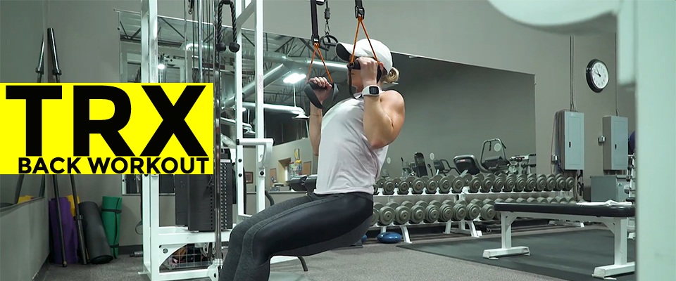 Training Journal: TRX Back Workout