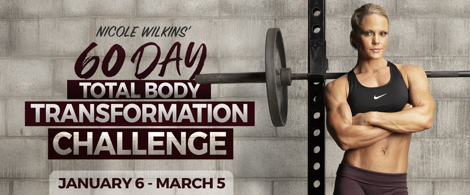 60 Day Total Body Transformation Challenge