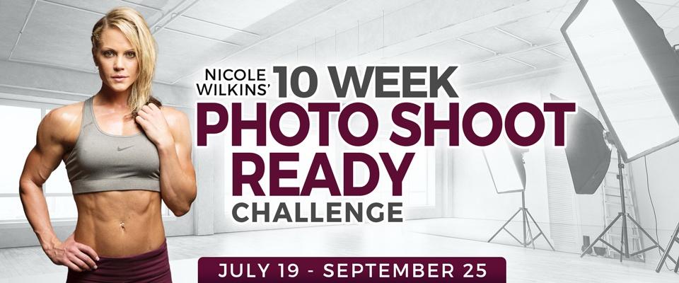 10 Week Photo Shoot Ready Challenge