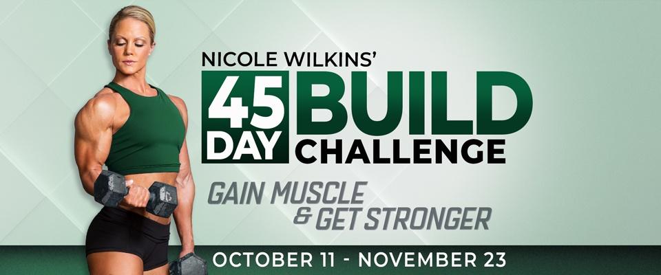 45 Day Build Challenge